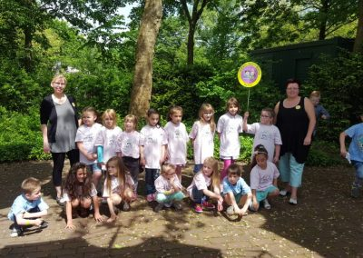 Wilhelm Busch Schule Hamm Kinder Musik im Park