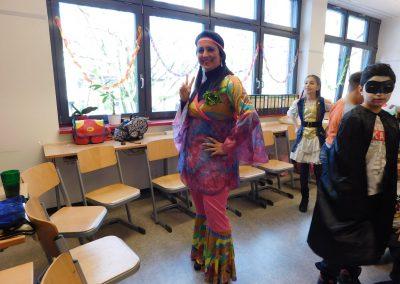 Wilhelm Busch Schule Hamm Kinder Karneval