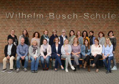 Teamfoto Lehrerkollegium