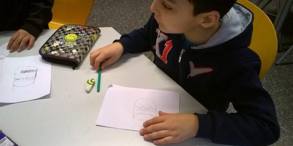 Wilhelm Busch Schule Hamm Kinder Kunstunterricht