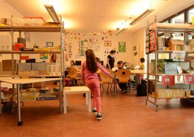 Wilhelm Busch Schule Hamm Klassenzimmer